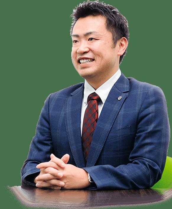 IZUMI PRESIDENT HAYATO YAZAKI