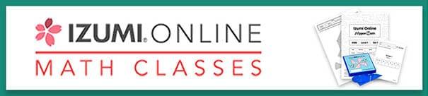 Izumi Online Math Classes