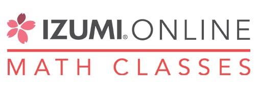 Program logo izumi online math classes