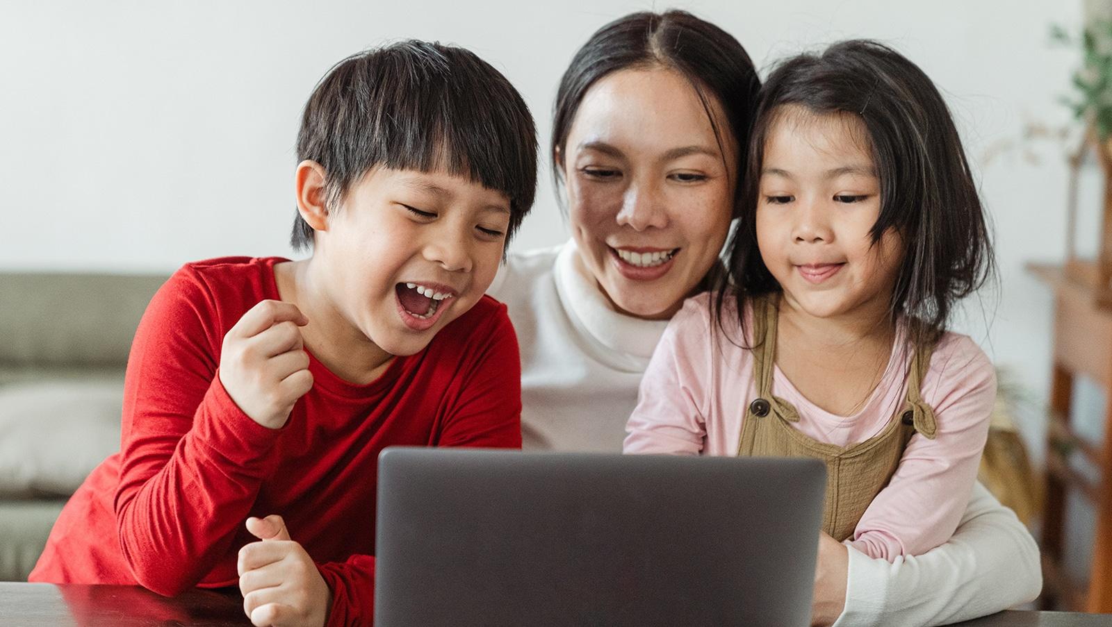 Nurture Social Skills and Make E Learning Fun at Home