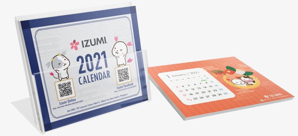 Newsletter dec calendar 2