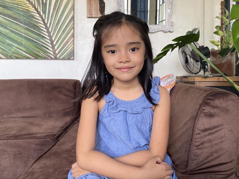 Izumi online math lessons Erina Guevarra