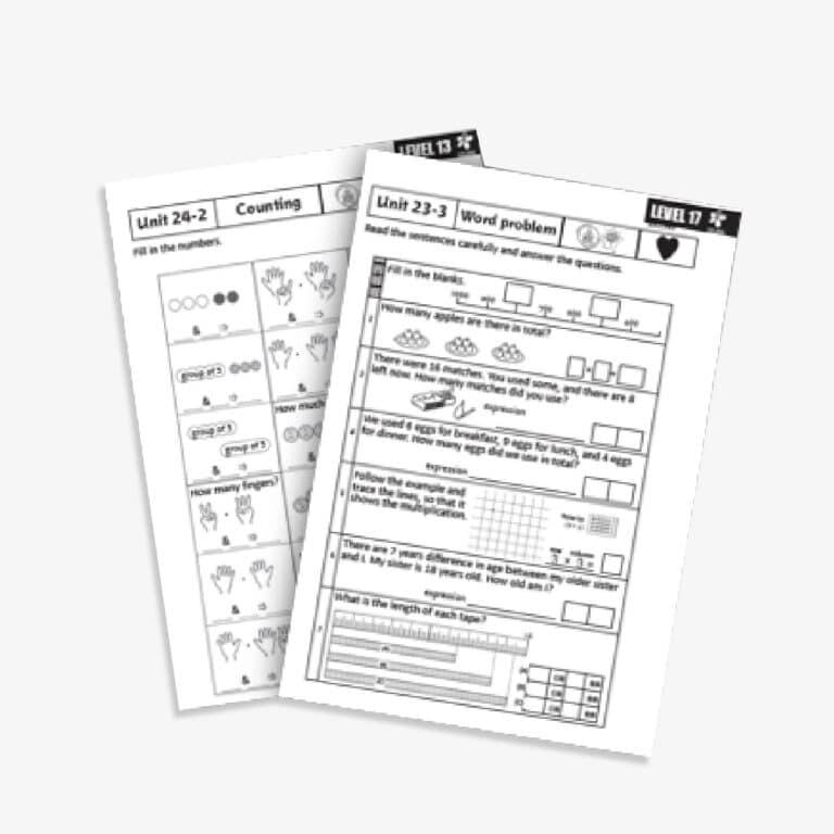 2021 Izumi 3 Part Class Flow 2 Worksheets Rev